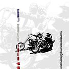 Easy Rider USA by Antonio  Luppino