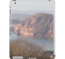 sandstone coastline iPad Case/Skin