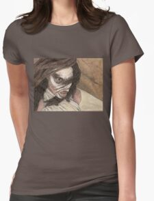 Restless - First Slayer - BtVS Womens Fitted T-Shirt
