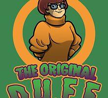 The Original D.U.F.F. by claygrahamart