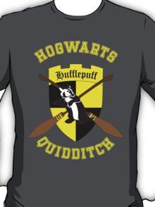 Hufflepuff Quidditch Team T-Shirt