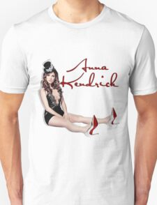 Anna Kendrick 1.1 (With name) T-Shirt