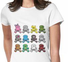 Numb Skulls Womens Fitted T-Shirt