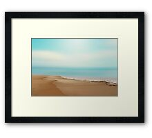 blue dreams  Framed Print