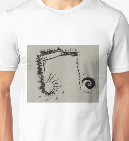 Inverse Note T-Shirt