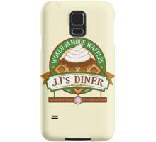 JJ's Diner Samsung Galaxy Case/Skin