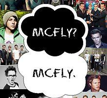 McFly? McFly. by Tabby-Ninja558