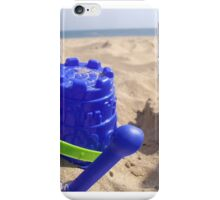 bucket and spade iPhone Case/Skin