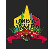 Cones of Dunshire Photographic Print