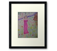 Dancing in the Fields Framed Print