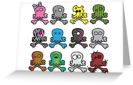 Numb Skulls by KjunSL1