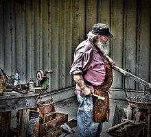 Blacksmith by raberry