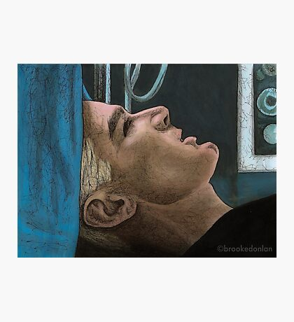 Out of my Mind - Spike - BtVS Photographic Print
