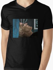 Out of my Mind - Spike - BtVS Mens V-Neck T-Shirt