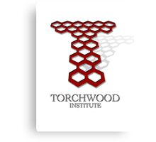 Torchwood Institute Canvas Print