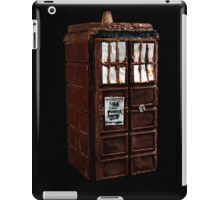 Time And Relative Dimensions In Chocolate iPad Case/Skin