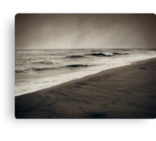 Spending My Days Escaping Memories Canvas Print