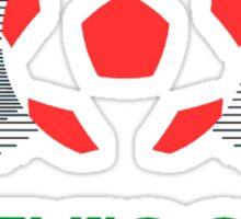 Mexico 86 Sticker