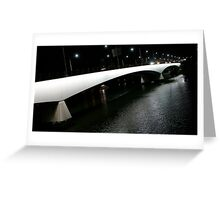 Captain Cook Bridge Greeting Card