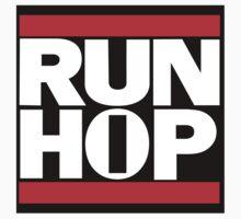 Run HIP HOP mashup - Alternative version T-Shirt