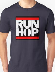 Run HIP HOP mashup - Alternative version Unisex T-Shirt