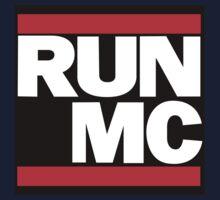 RUN MC - Alternative version Kids Tee