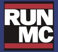 RUN MC - Alternative version for sticker. T-Shirt