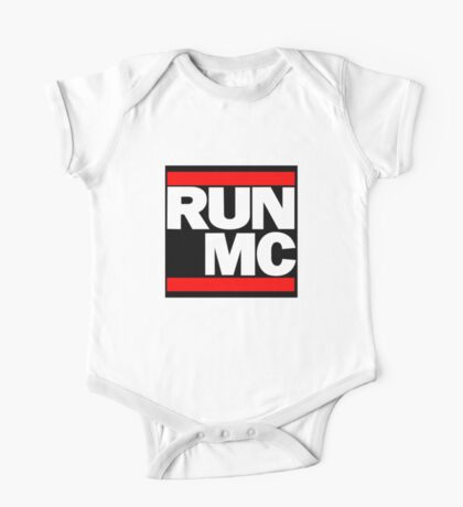 RUN MC - Alternative version One Piece - Short Sleeve