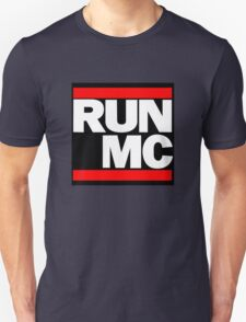 RUN MC - Alternative version Unisex T-Shirt