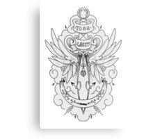 The dagger Metal Print