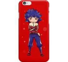 Chibi Hugh (Pokemon Black 2 and White 2) iPhone Case/Skin