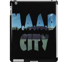 Kendrick Lamar m.A.A.d City iPad Case/Skin