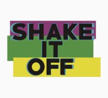 Shake It Off One Piece - Short Sleeve