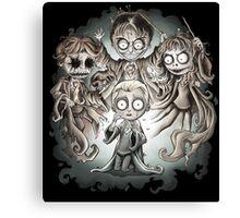 Draco's Nightmare Canvas Print