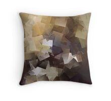 Cappachino Fresco Throw Pillow