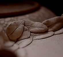 clay leaves by jamie marcelo
