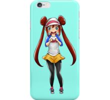 Chibi Rosa (Pokemon Black 2 and White 2) iPhone Case/Skin