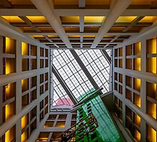CBC Building by John Velocci