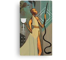 Vivienne Tarot Canvas Print