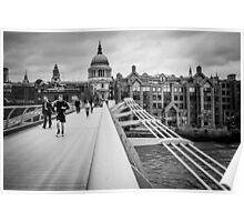 Millennium Bridge 05 Poster