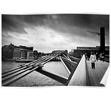 Millennium Bridge 04 Poster