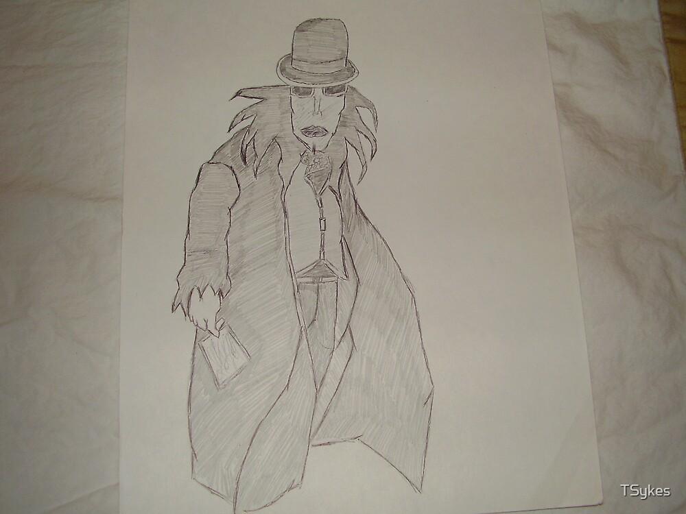 Goth Man by TSykes
