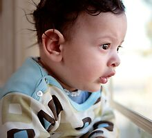 Matthew 4 months by Carine  Boustany