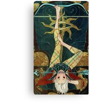 Sera Romance Tarot Canvas Print