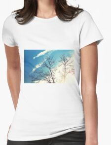 Images of Light Womens Fitted T-Shirt