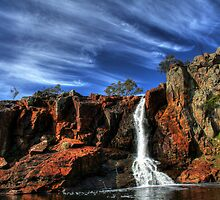 Nigretta Waterfalls by Steve Chapple
