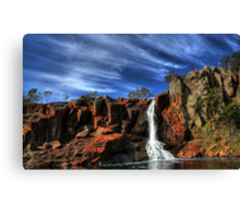 Nigretta Waterfalls Canvas Print