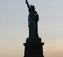 The Statue of Liberty by ZeeZeeshots