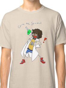 Carlos the Scientist Classic T-Shirt