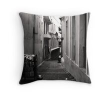 SAN JUAN MAILBOX Throw Pillow